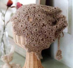 Воротник – шарфик или шапочка